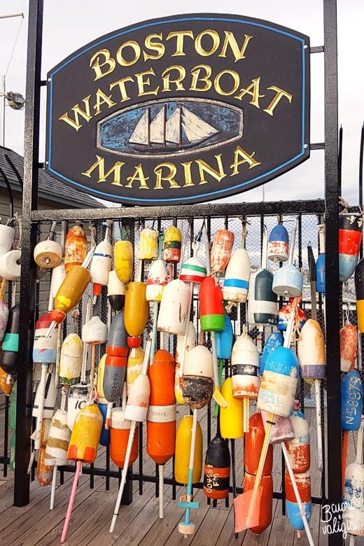 Boston con bambini - Waterboat Marina