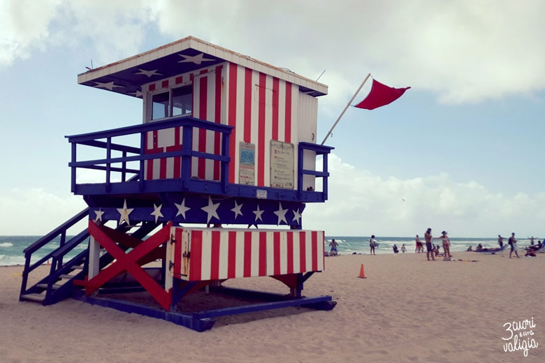 Florida con bambini, baywatch house