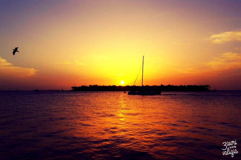 tramonto a key west