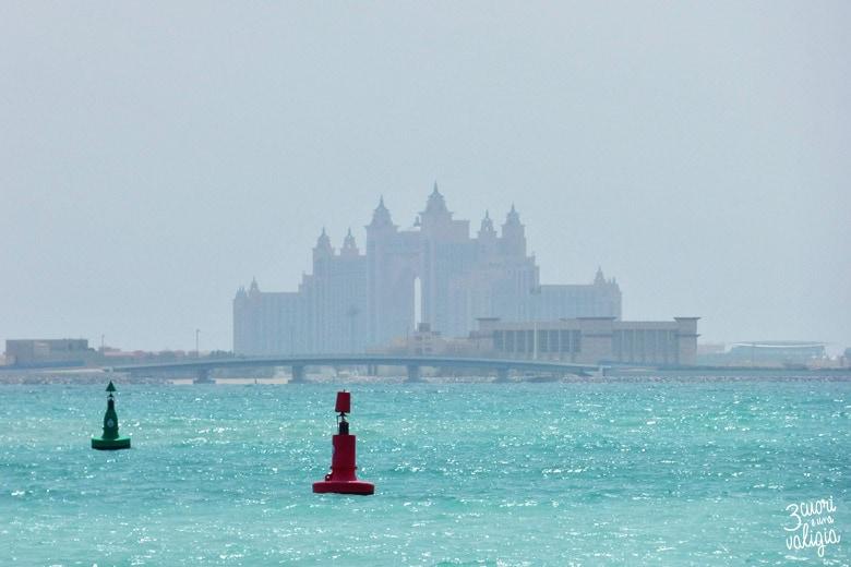 Dubai col pancione - hotel 7 stelle Atalntis