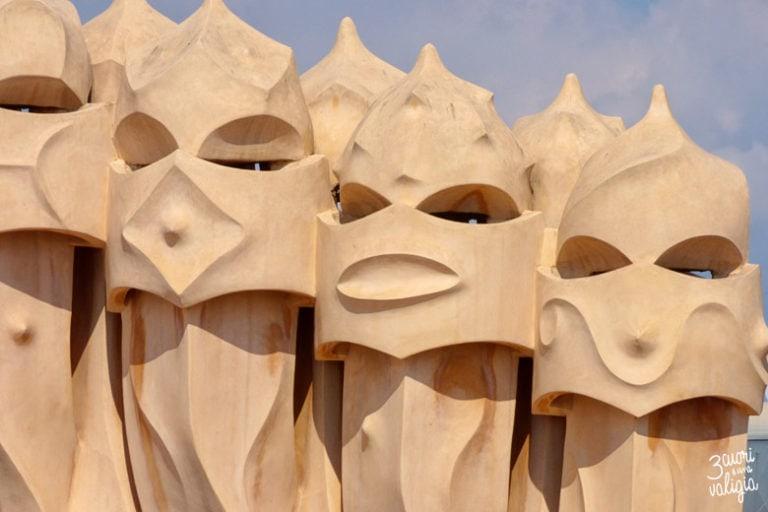 Barcellona con i bambini: sulle orme di Gaudí