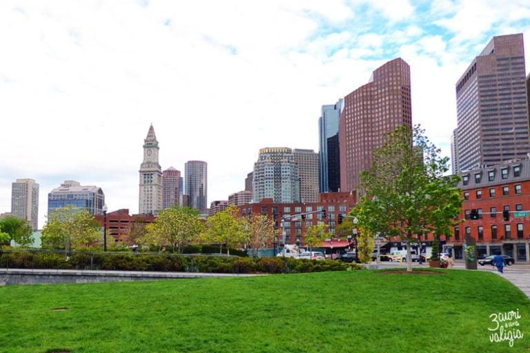 Boston con bambini: primo viaggio oltreoceano