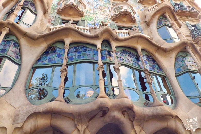 Barcellona con i bambini Casa Batlló