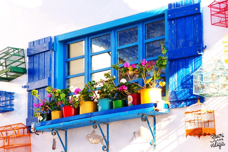 case tipiche Naxos