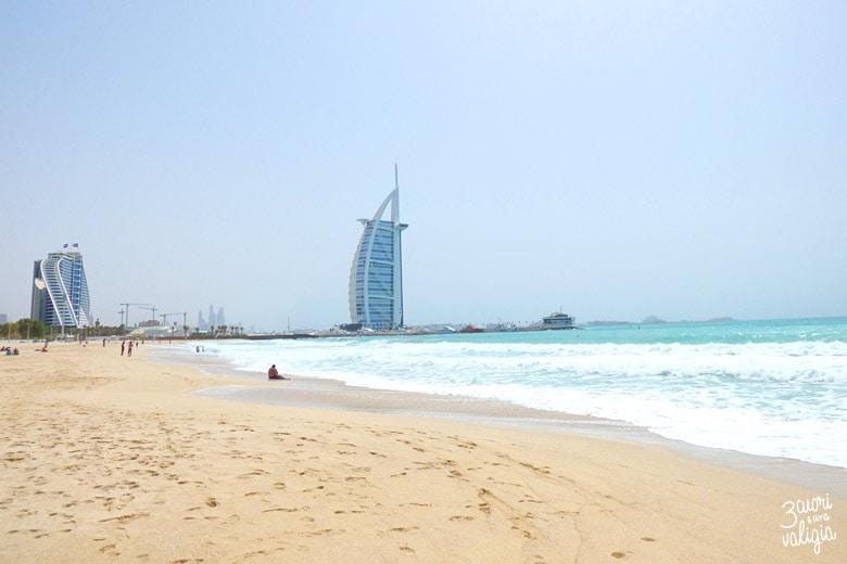 Cosa vedere a Dubai: Jumerah beach