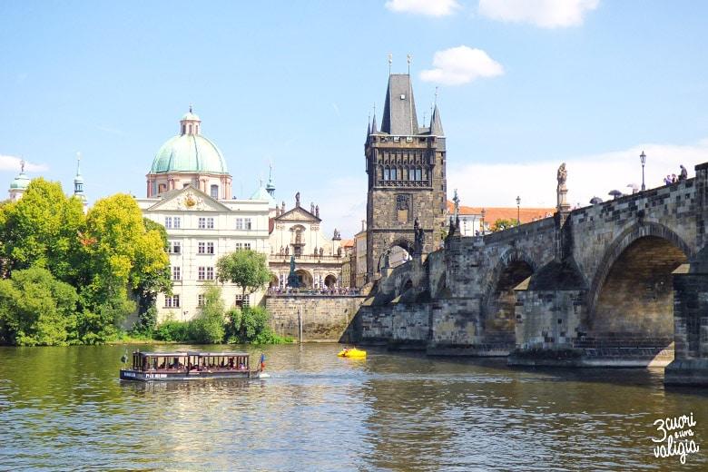 La meravigliosa Praga