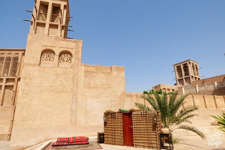Dubai col pancione - quartiere storico