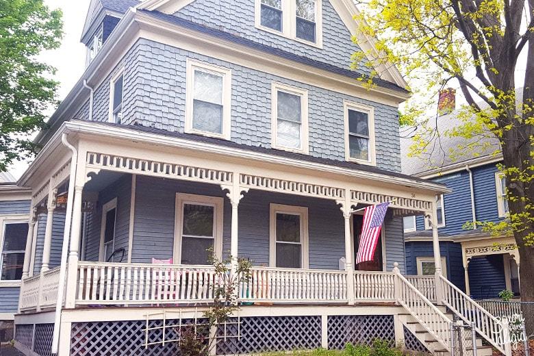 Airbnb a Boston