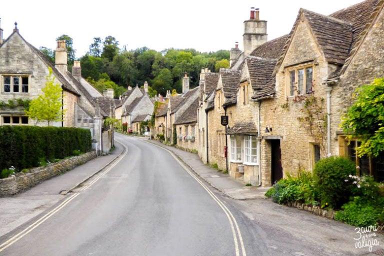 Castle Combe, il più bel villaggio dell' Inghilterra