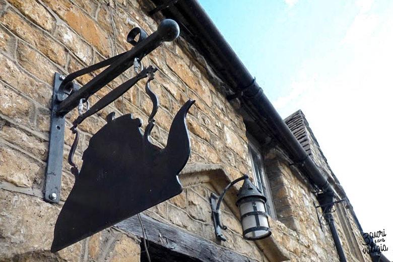 Castle Combe - Tearoom