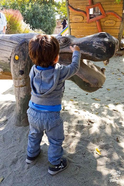 Bioparco Zoom Torino giochi per bambini