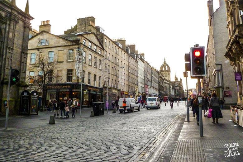 Edimburgo con i bambini