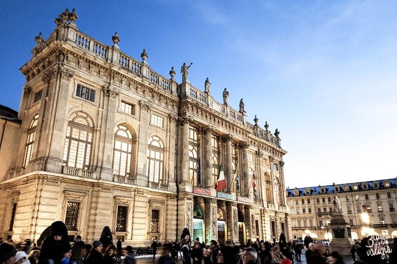 Torino, Palazzo Madama