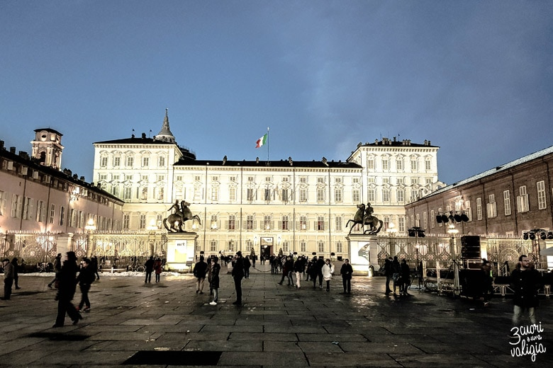 Piazzetta Reale