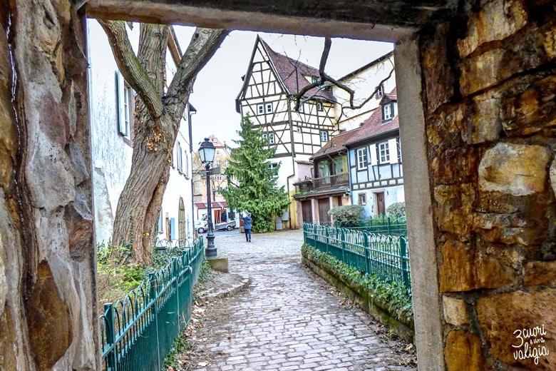 Colmar, villaggio da fiaba
