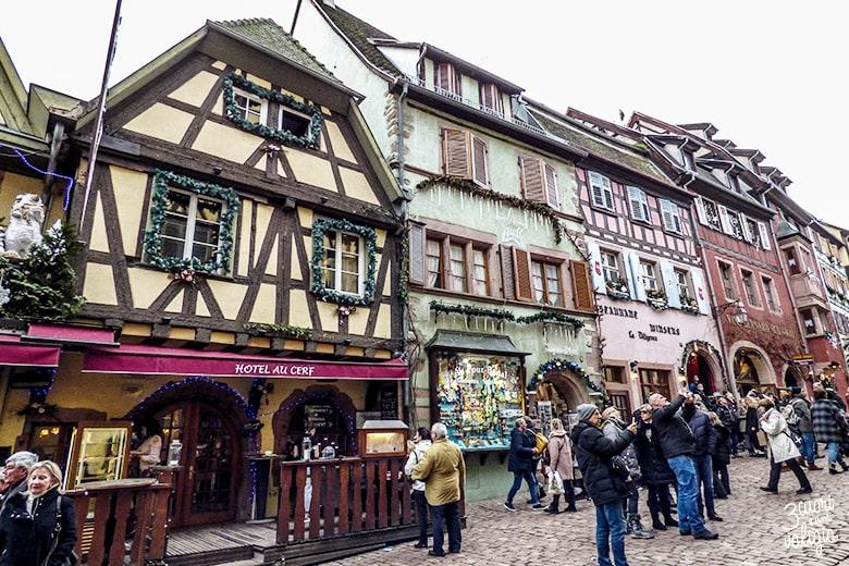Riquewihr - il borgo più bello della Francia