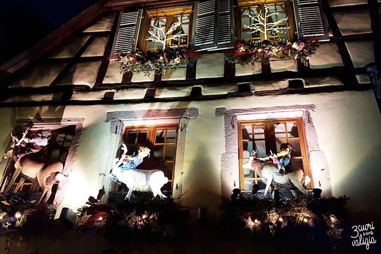 Colmar luci di Natale
