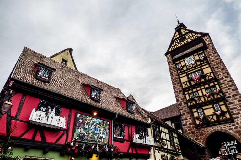 """Riquewihr, il villaggio di """"La Bella e la Bestia"""""""