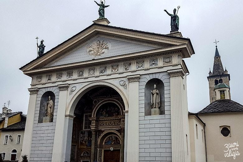 Cattedrale di Santa Maria Assunta e San Giovanni Battista - Aosta