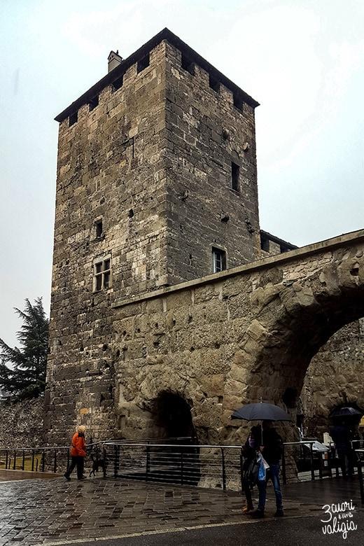 Torre Porta Pretoria Aosta