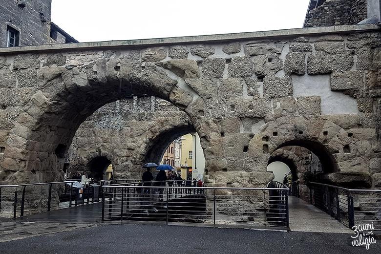 Porta Pretoria Aosta