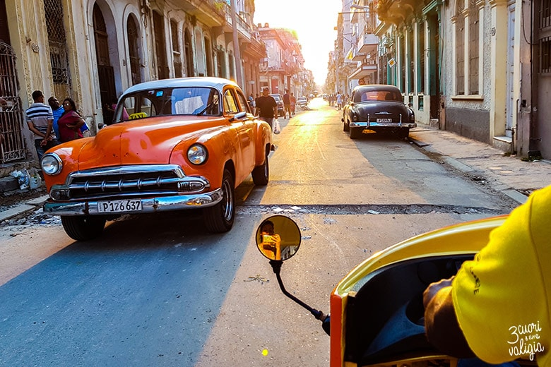 coco taxi L'Avana