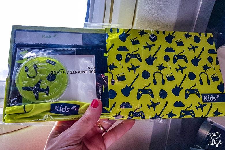giochi su volo Air France