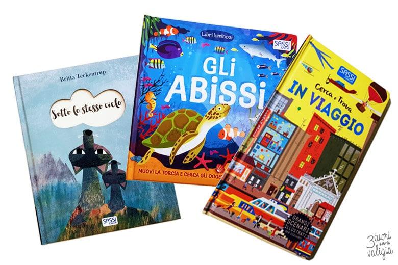 Sassi Editore libri