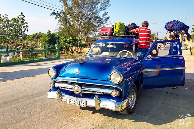 Taxi compartido Playa Larga