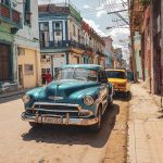 Cuba L'Avana, auto vintage