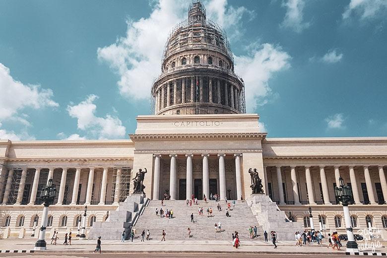 Cuba L'Avana, Capitolio