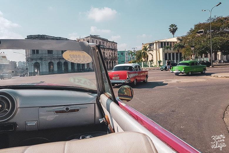 Cuba L'Avana, macchine d'epoca