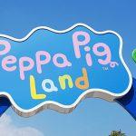 Gardaland entrata parco peppa pig land