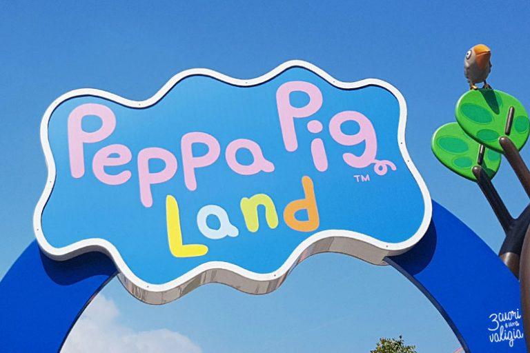 Peppa Pig Land, la nuova attrazione di Gardaland