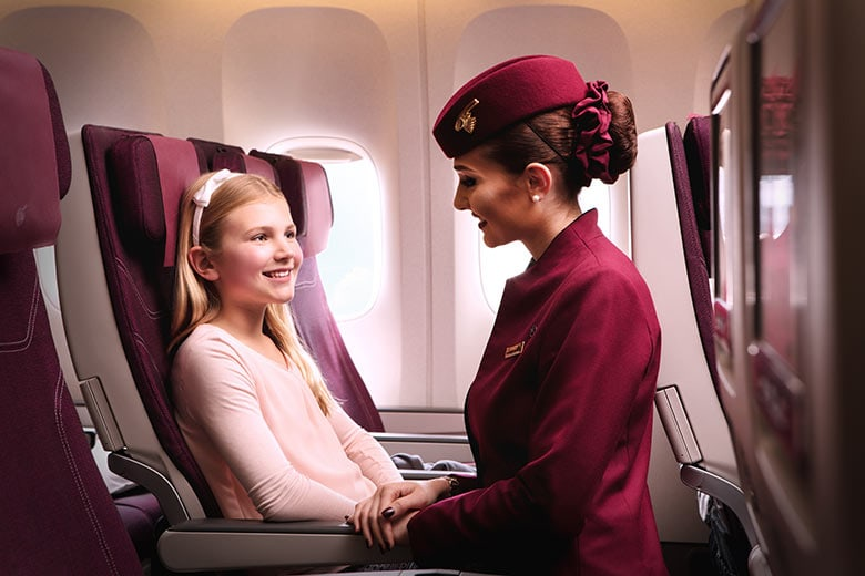 Qatar Airways Orix Kids Club
