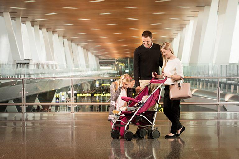 Volare con Qatar Airways con i bambini: la bellezza del viaggio comincia a bordo