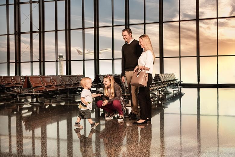 Qatar Airways Aeroporto Doha