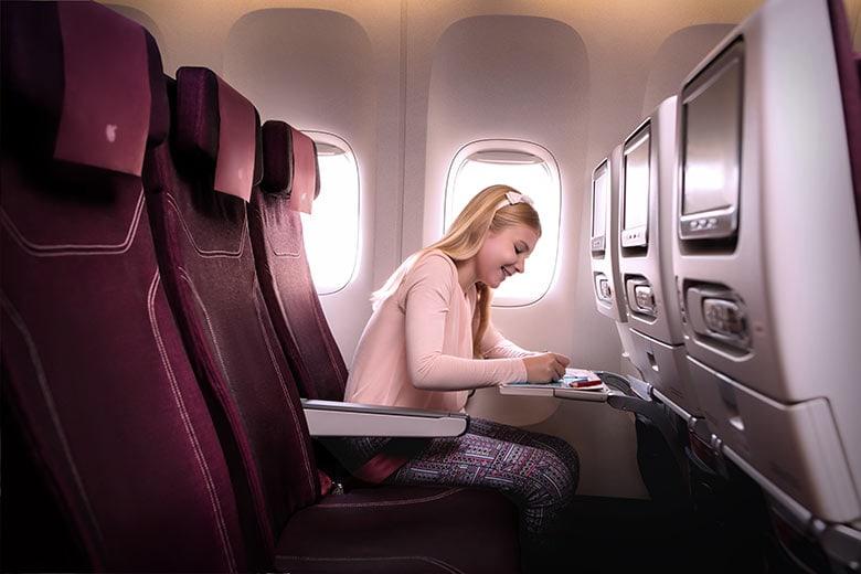 Qatar Airways Orix Kids Club