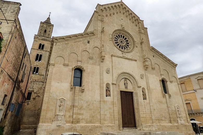 Matera cattedrale di Santa Maria