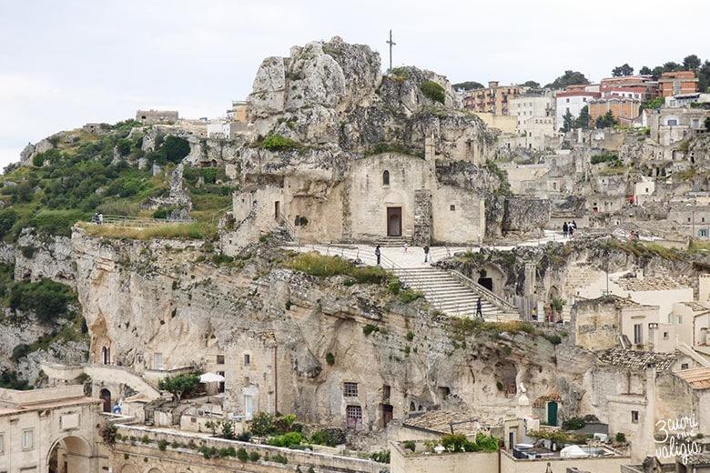 Sassi di Matera Chiesa di San Pietro Caveoso