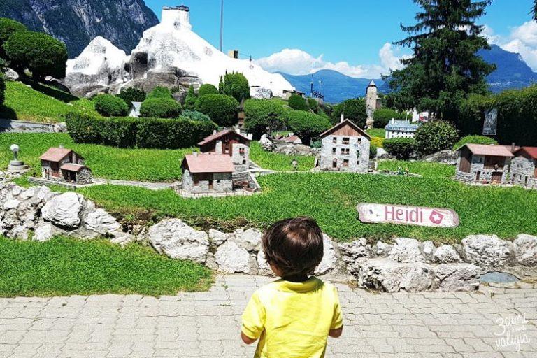 Swissminiatur, la Svizzera a misura di bambino