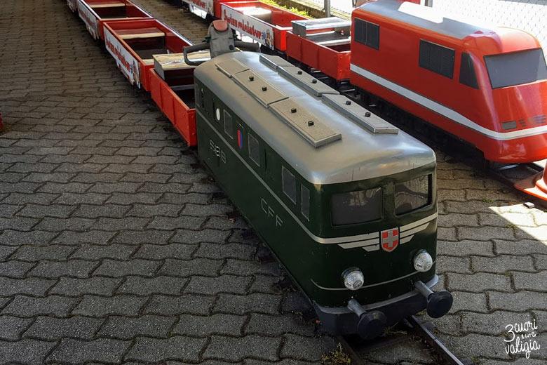 Swissminiatur Melide - Swissminiatur express