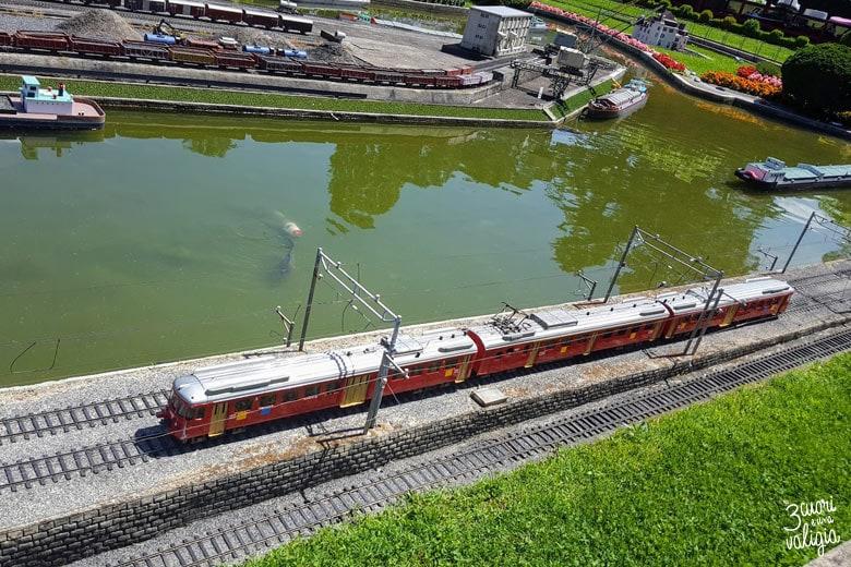 Swissminiatur Melide - modellino treno