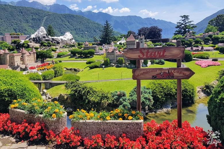 Swissminiatur Melide - la Svizzera in miniatura