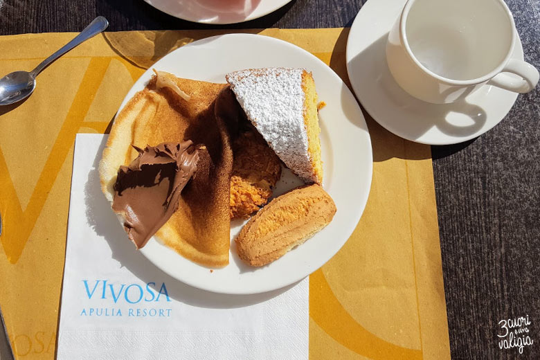 Ugento - Vivosa Apulia resort colazione buffet