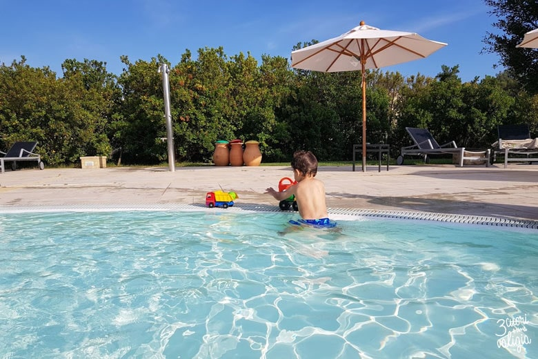 Ugento - Vivosa Apulia resort piscina bassa per bambini