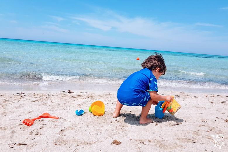 Ugento - Vivosa Apulia resort giochi in spiaggia