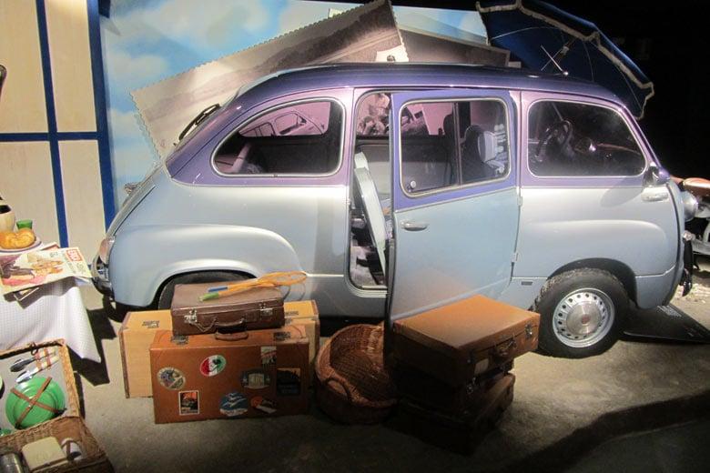 Torino, Mauto - museo nazionale dell'automobile