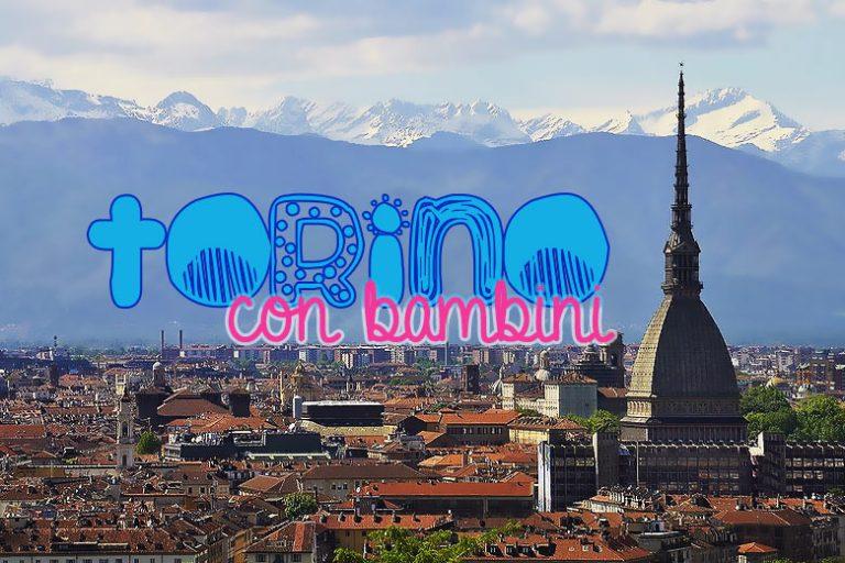 Torino con i bambini, una città sempre più family friendly