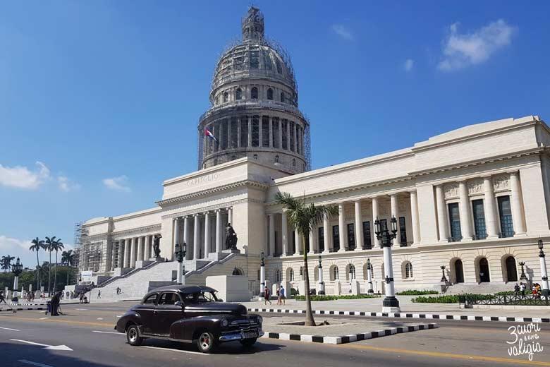 Cuba - L'Avana Capitolio